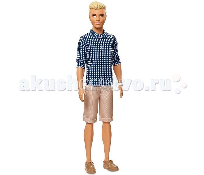 Куклы и одежда для кукол Barbie Mattel Кен из серии Игра с модой FNH39