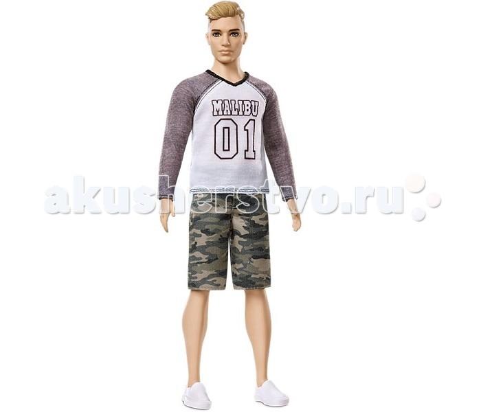 Куклы и одежда для кукол Barbie Mattel Кен из серии Игра с модой FNH40