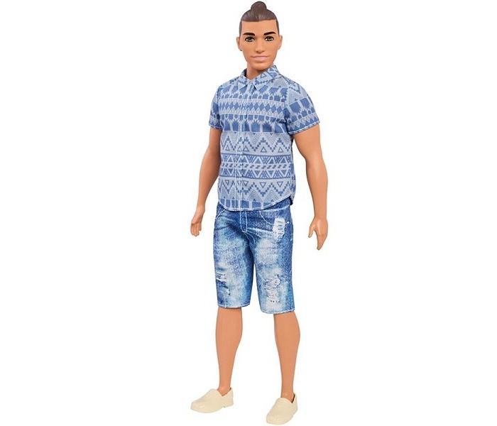 Куклы и одежда для кукол Barbie Mattel Кен из серии Игра с модой FNJ38 barbie набор сестра барби с питомцем barbie dmb26