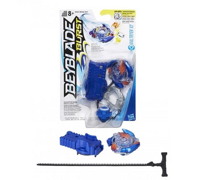 Игровые наборы Bey Blade Hasbro Бейблэйд: Волчок с пусковым устройством bey blade волчок valtryek