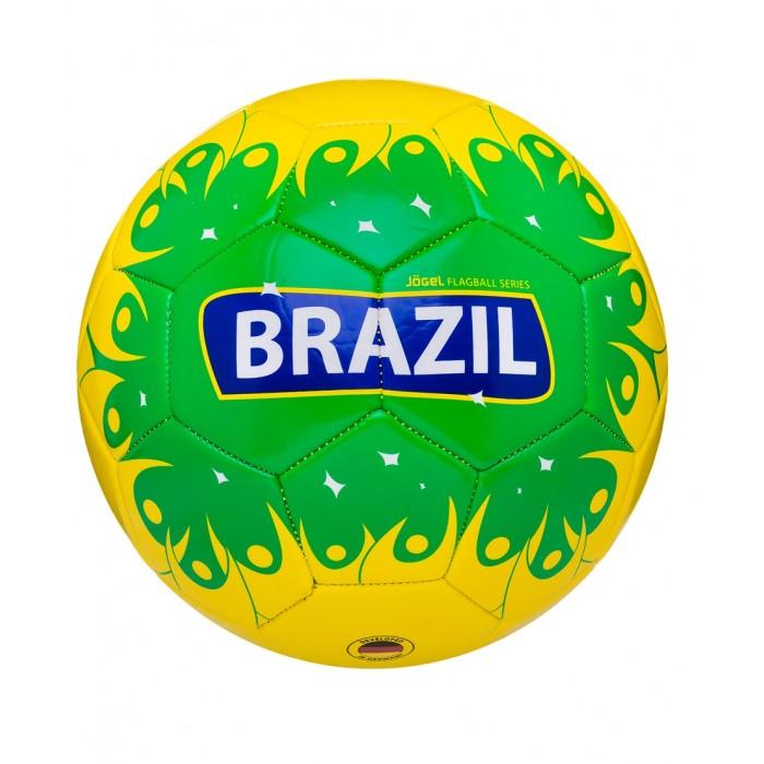 Мячи Jogel Мяч футбольный Brazil №5 мячи для мини футбола селект супер лига