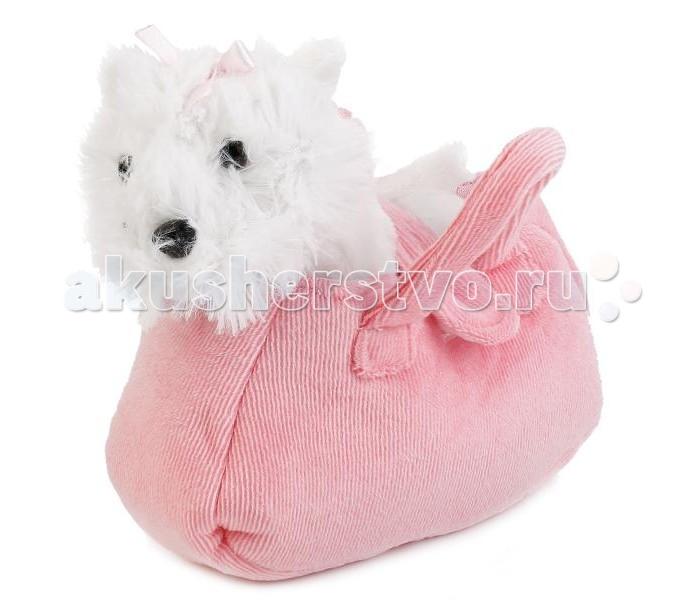 Мягкие игрушки Играем вместе My Friends Собачка в сумке 19 см мягкая игрушка сюрприз собачка рокси и ее щенки just play