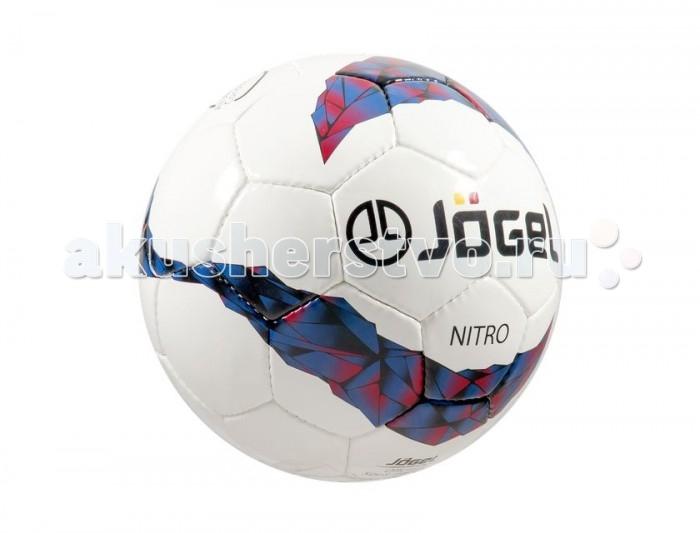 Мячи Jogel Мяч футбольный JS-700 Nitro №5 мяч футбольный jogel light цвет белый размер 4 js 550