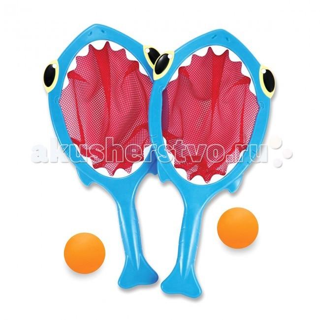 Ролевые игры Melissa & Doug Sunny Patch игра с мячом Акула  игра осторожно акула