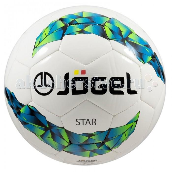 Мячи Jogel Мяч футзальный JF-200 Star №4 мячи спортивные jogel мяч баскетбольный jogel jb 300 6