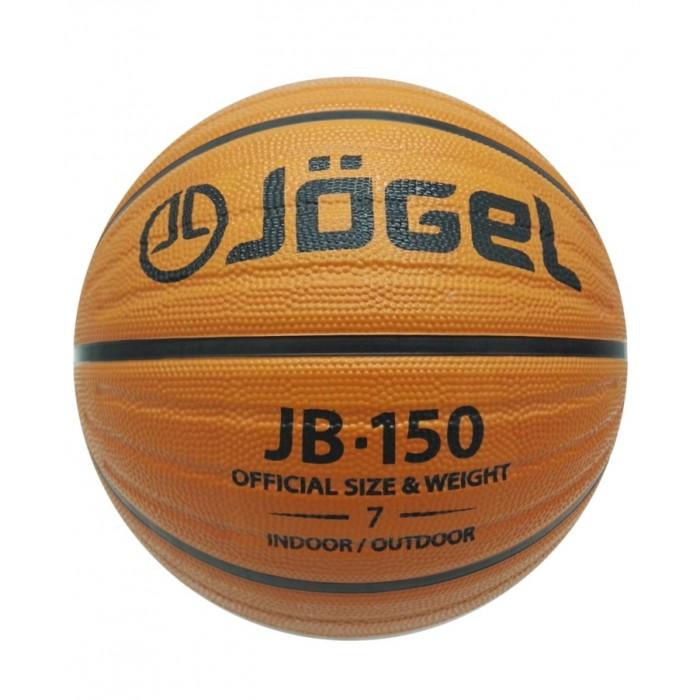 Мячи Jogel Мяч баскетбольный JB-150 №7 мячи спортивные jogel мяч баскетбольный jogel jb 100 6