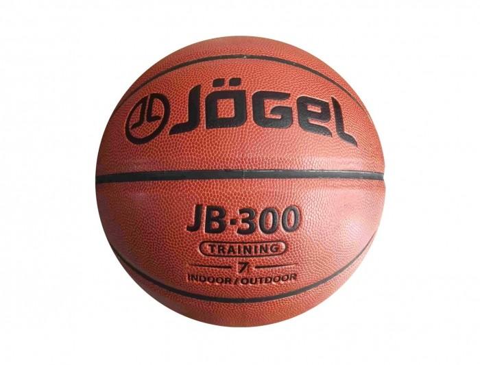 Мячи Jogel Мяч баскетбольный JB-300 №7 мячи спортивные jogel мяч баскетбольный jogel jb 500 5