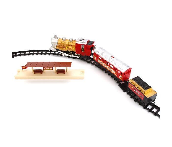Купить Железные дороги, Играем вместе Железная дорога Красная стрела с дымом