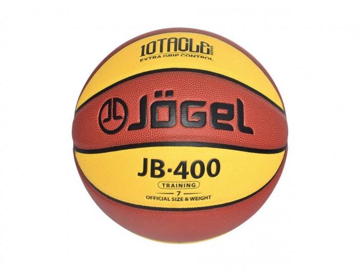 Мячи Jogel Мяч баскетбольный JB-400 №7 мячи спортивные jogel мяч баскетбольный jogel jb 100 6