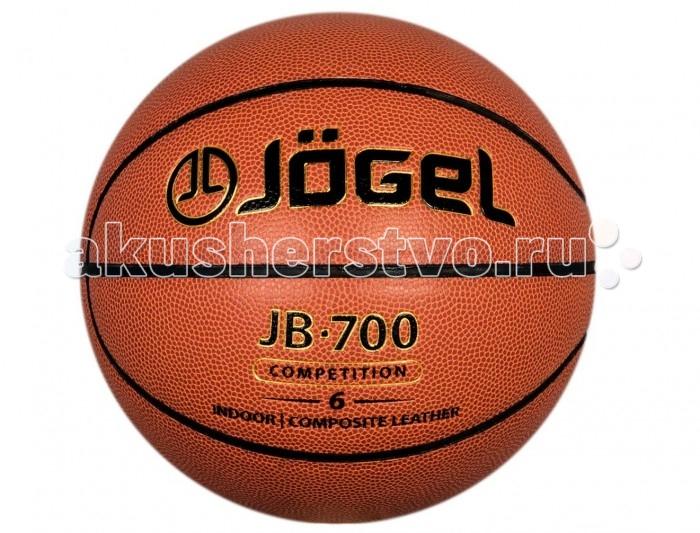 Мячи Jogel Мяч баскетбольный JB-700 №6 мячи спортивные jogel мяч баскетбольный jogel jb 100 6