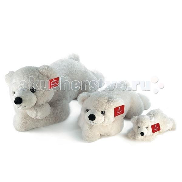 Мягкая игрушка Aurora Медведь лежачий 100 см 301-18Медведь лежачий 100 см 301-18Мягкая игрушка Aurora Медведь лежачий 100 см 301-18  Мягкий белый мишка - прекрасный выбор для детей и любимых!  Игрушка изготовлена из экологически чистых материалов: высококачественного плюшa и гипoaллepгeнного cинтепoна.   Не деформируется и не теряет внешний вид при машинной стирке.  Длина игрушки: 100 см<br>