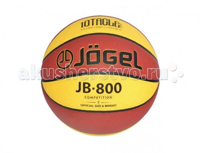 Мячи Jogel Мяч баскетбольный JB-800 №7 мячи спортивные jogel мяч баскетбольный jogel jb 100 6