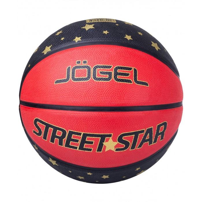 Мячи Jogel Мяч баскетбольный Street Star №7 мячи спортивные jogel мяч баскетбольный jogel jb 300 6