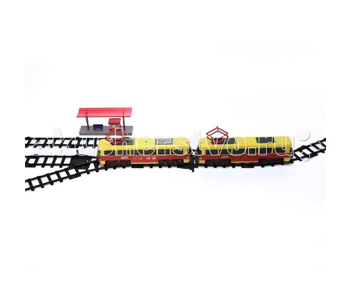 Железные дороги Играем вместе Железная дорога Трамвай, Железные дороги - артикул:470106