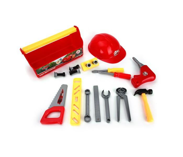 Ролевые игры Играем вместе Набор строительных инструментов Тачки 2920A набор инструментов квалитет нир 90