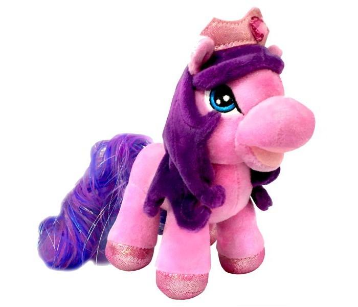 Купить Мягкие игрушки, Мягкая игрушка Мульти-пульти Пони Сердечко 17 см