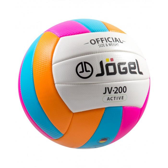 Мячи Jogel Мяч волейбольный JV-200 мяч для волейбола southern railway