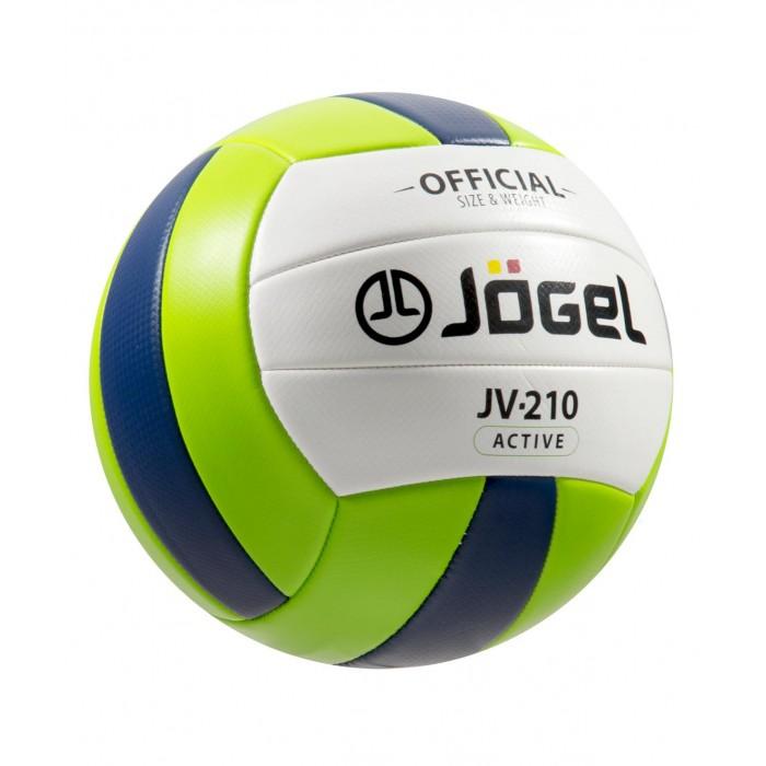 Мячи Jogel Мяч волейбольный JV-210 мяч для волейбола southern railway