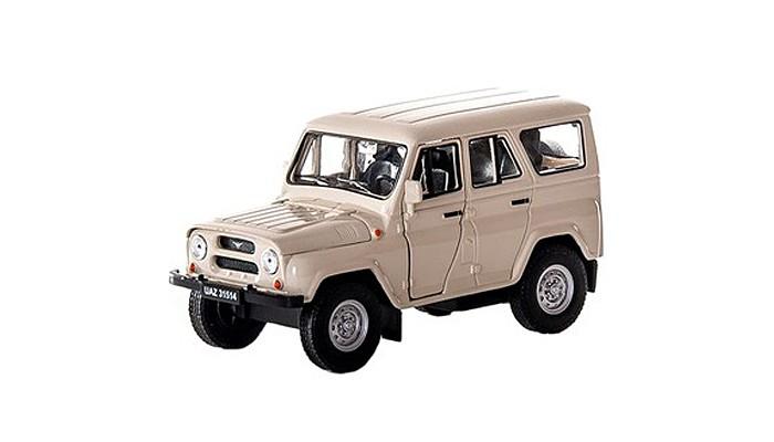 Машины Welly Модель машины УАЗ 42380