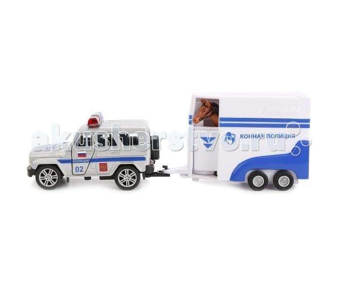 Машины Технопарк Машина металлическая Уаз Hunter с фургоном трубка от муфты уаз 3163