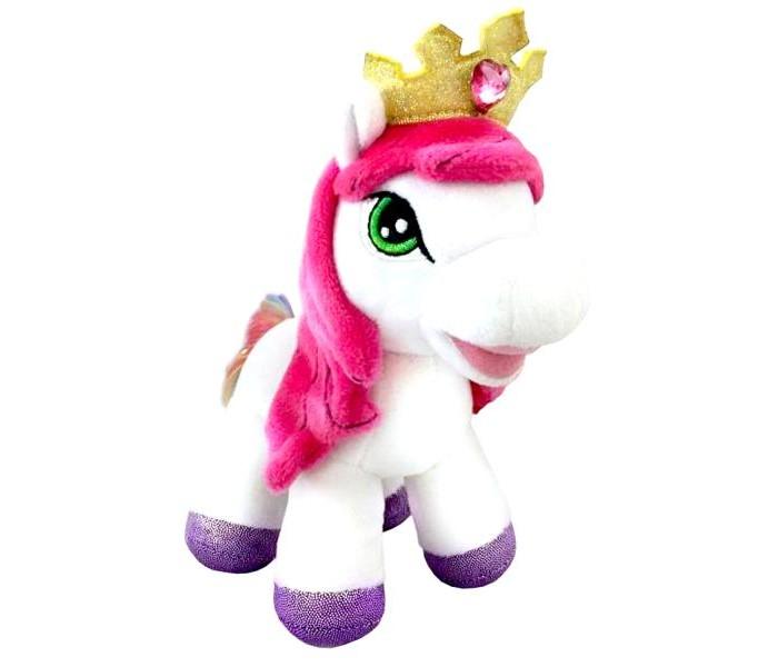 Купить Мягкие игрушки, Мягкая игрушка Мульти-пульти Пони Радуга 17 см