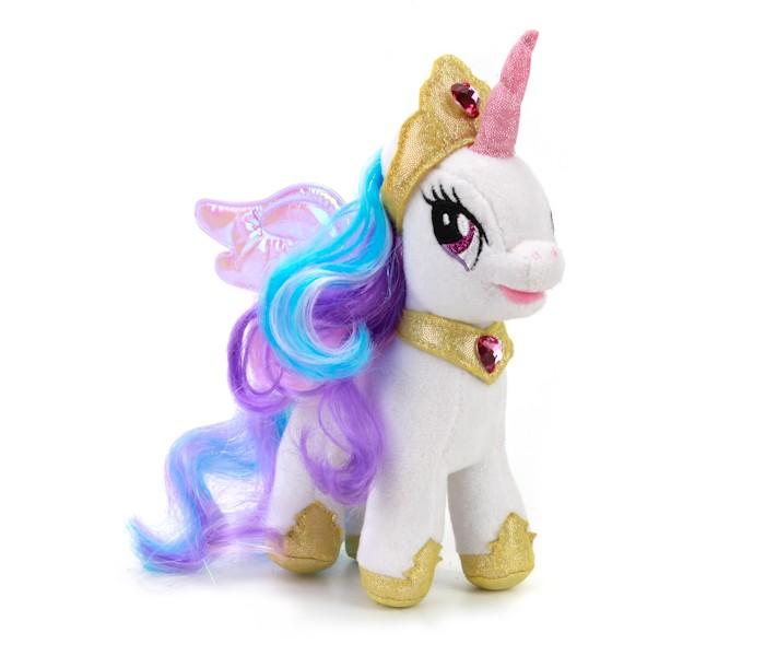 Мягкие игрушки Мульти-пульти Пони Принцесса Селестия 18 см мягкие игрушки карапуз кукла мульти пульти disney принцесса рапунцель