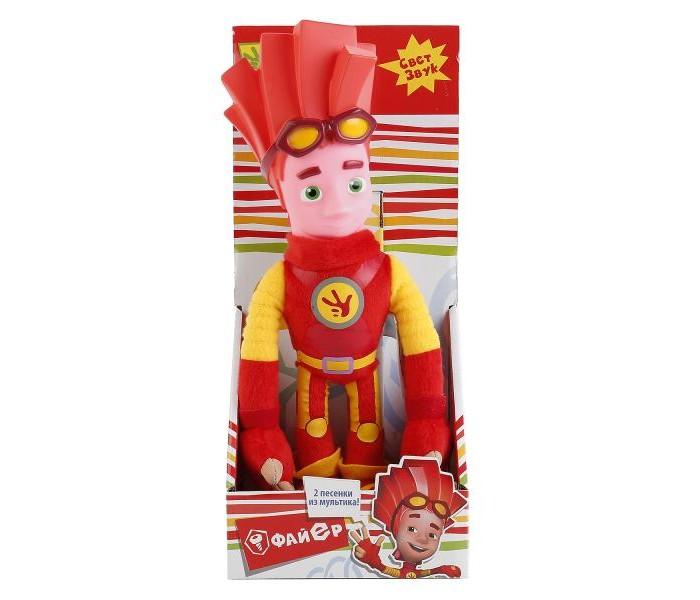 Мягкие игрушки Мульти-пульти Файер 27 см, Мягкие игрушки - артикул:470396