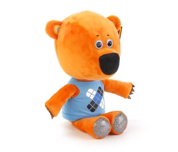Мягкие игрушки Мульти-пульти Медвежонок Кешка 30 см