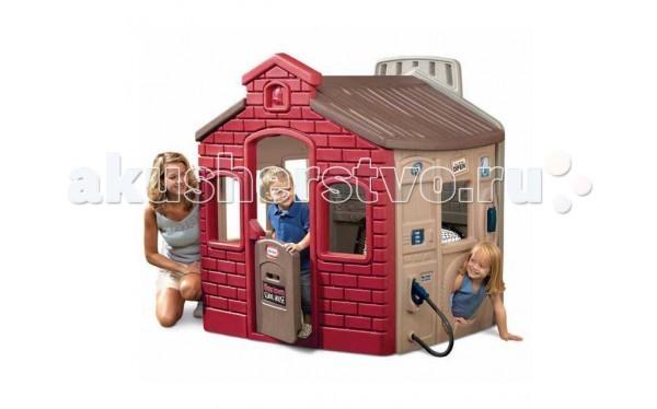 Летние товары , Игровые домики Little Tikes Игровой Мульти-домик 444D арт: 47048 -  Игровые домики