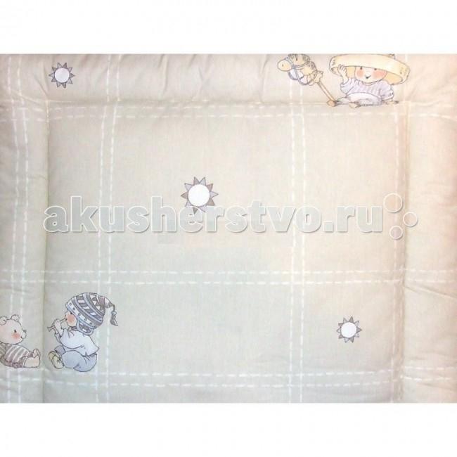 Бортик в кроватку Bebe Jou 180х35180х35Бампер в детскую кроватку 180х35 см предназначен для защиты малыша от твердых бортиков кровати.   Изготовлен из 100% хлопка, внутренний наполнитель тончайшего микроволокно.   С помощью удобных завязочек вы легко сможете прикрепить бампер для кровати Bebe Jou к борту кроватки.<br>