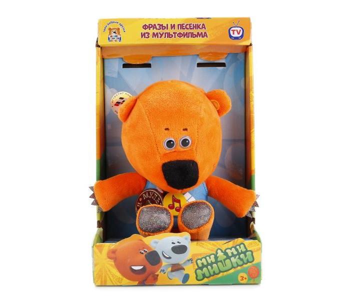 Картинка для Мягкие игрушки Мульти-пульти Медвежонок Кешка 20 см