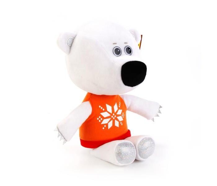 Купить Мягкие игрушки, Мягкая игрушка Мульти-пульти Медвежонок Белая Тучка 30 см