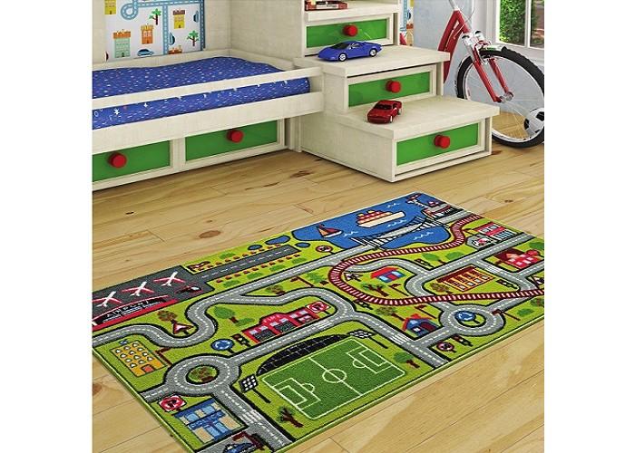 Детские ковры Confetti Kids Коврик Rugs Highway 9 мм 100х160 см, Детские ковры - артикул:471286