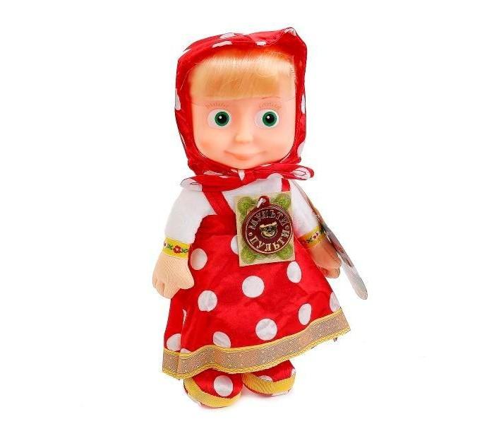 Купить Мягкие игрушки, Мягкая игрушка Мульти-пульти Маша 22 см