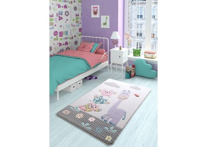 Аксессуары для детской комнаты Confetti Kids Коврик Owls 9 мм 100х150 см, Аксессуары для детской комнаты - артикул:471341