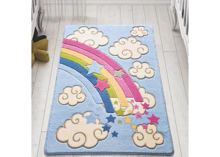 Детские ковры Confetti Kids Коврик Rainbow 9 мм 100х150 см, Детские ковры - артикул:471391