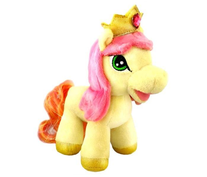 Купить Мягкие игрушки, Мягкая игрушка Мульти-пульти Пони Мелодия 17 см