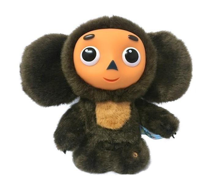 Мягкие игрушки Мульти-пульти Чебурашка 20 см ороситель truper с 3 соплами с пластиковой основой