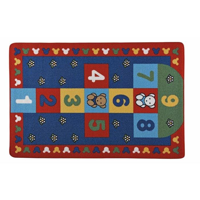 Детские ковры Confetti Kids Коврик Rugs Seksek 3 мм 100х150 см, Детские ковры - артикул:471566