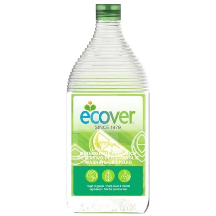 Бытовая химия Ecover Экологическая жидкость для мытья посуды с лимоном и алоэ-вера 0.95 л ecover экологическая жидкость для мытья посуды с лимоном и алоэ верой