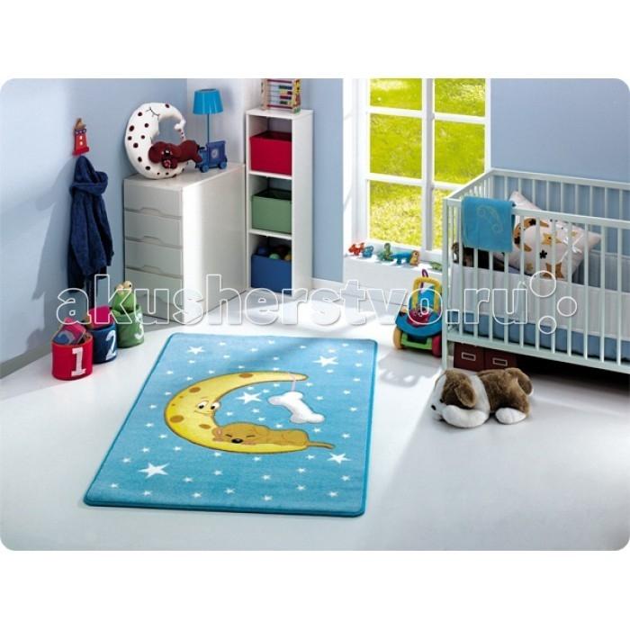 Детские ковры Confetti Kids Коврик Moon 13 мм 100х150 см