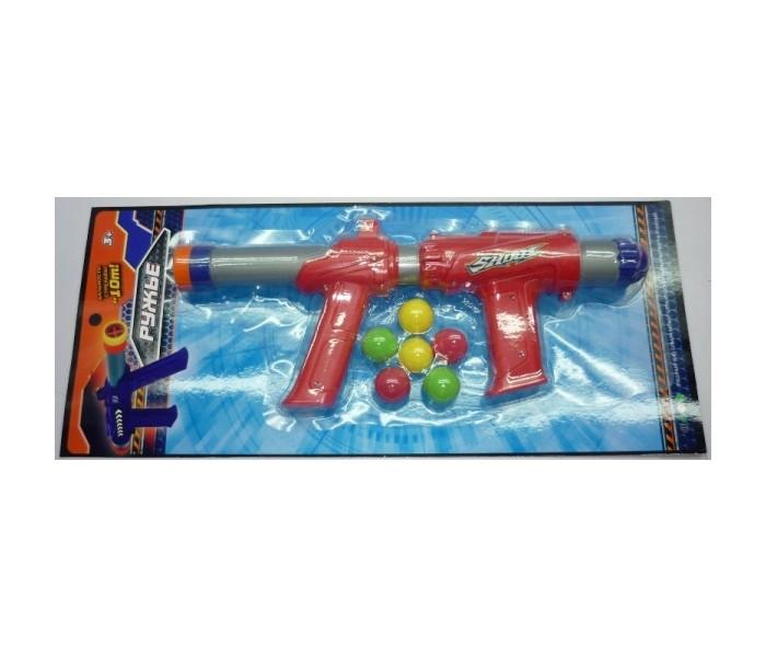Игрушечное оружие Играем вместе Ружье с шариками