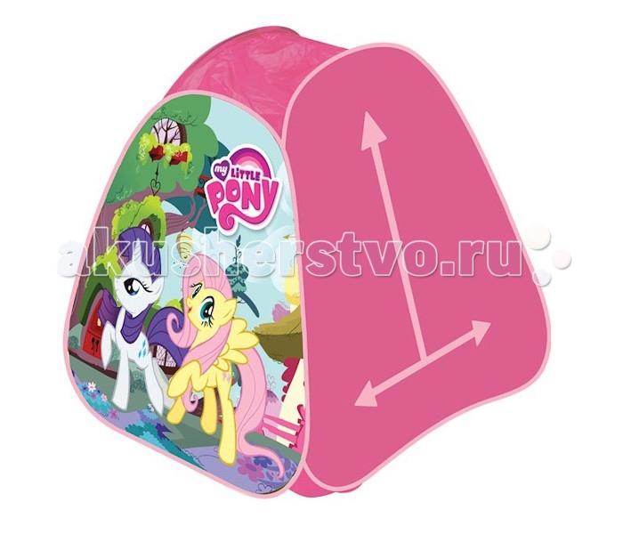 Палатки-домики Играем вместе Игровая палатка My little pony