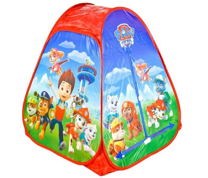Палатки-домики Играем вместе Игровая палатка Щенячий патруль