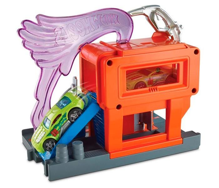 Машины Hot Wheels Mattel Сити Игровой набор FRH30 пледы непоседа покрывало стеганое hot wheels найт сити 145х200 см