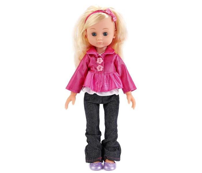 Картинка для Карапуз Кукла Полина 33 см