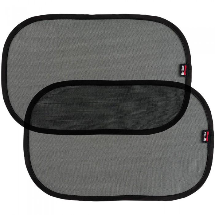 Britax Roemer Шторки от солнца EZ-clingШторки от солнца EZ-clingBritax Roemer Шторки от солнца EZ-cling легко прикрепляются к стеклу автомобиля, защищая ребенка от солнечных лучей.  Компактные размеры в сложенном виде.  В комплекте 2 штуки.<br>