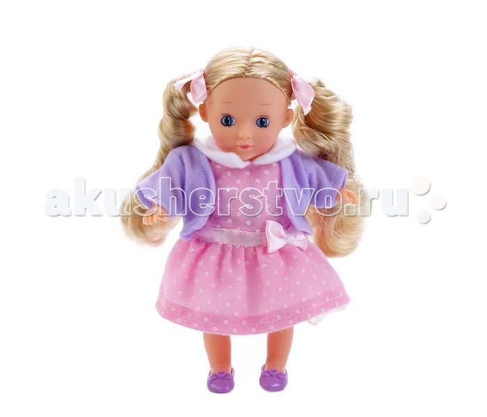 Куклы и одежда для кукол Карапуз Кукла 18 см карапуз кукла рапунцель со светящимся амулетом 37 см со звуком принцессы дисней карапуз