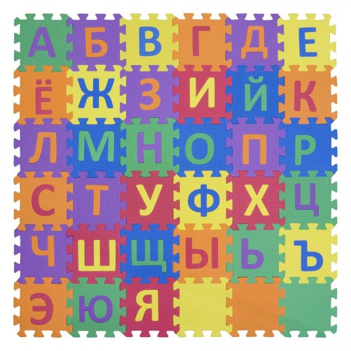 Фото Игровые коврики FunKids 6 Алфавит-3, толщина 10мм KB-001-36-NT10