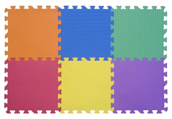 Игровые коврики FunKids 12 Сенс-12, толщина 10мм KB-049-6-NT10-S игровые коврики funkids пазл 12 без изображений рельефный
